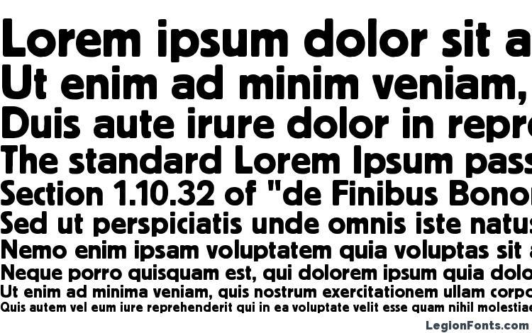 specimens BlockTReg font, sample BlockTReg font, an example of writing BlockTReg font, review BlockTReg font, preview BlockTReg font, BlockTReg font