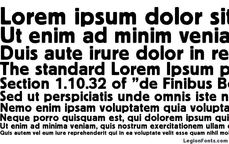 specimens Blofeld Regular DB font, sample Blofeld Regular DB font, an example of writing Blofeld Regular DB font, review Blofeld Regular DB font, preview Blofeld Regular DB font, Blofeld Regular DB font