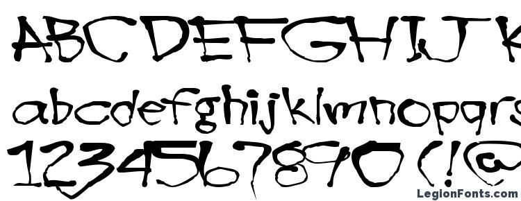 glyphs Blottooo font, сharacters Blottooo font, symbols Blottooo font, character map Blottooo font, preview Blottooo font, abc Blottooo font, Blottooo font