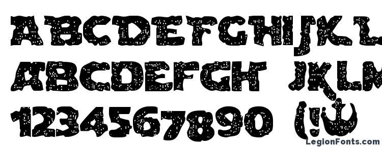 глифы шрифта Blown DroidRegular, символы шрифта Blown DroidRegular, символьная карта шрифта Blown DroidRegular, предварительный просмотр шрифта Blown DroidRegular, алфавит шрифта Blown DroidRegular, шрифт Blown DroidRegular