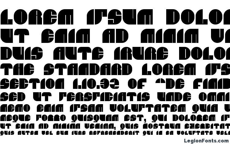 specimens BN JNCO font, sample BN JNCO font, an example of writing BN JNCO font, review BN JNCO font, preview BN JNCO font, BN JNCO font