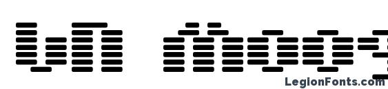 BN Moog Boy Font