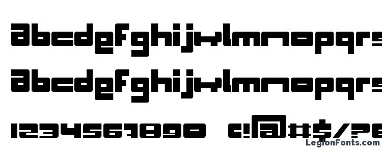 glyphs Bn space chick font, сharacters Bn space chick font, symbols Bn space chick font, character map Bn space chick font, preview Bn space chick font, abc Bn space chick font, Bn space chick font