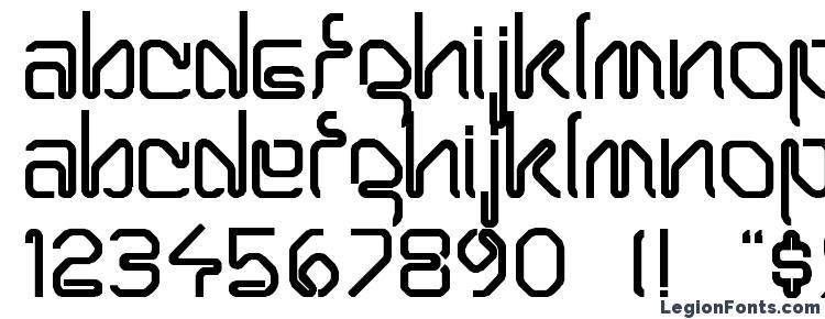 глифы шрифта Bobbipin, символы шрифта Bobbipin, символьная карта шрифта Bobbipin, предварительный просмотр шрифта Bobbipin, алфавит шрифта Bobbipin, шрифт Bobbipin