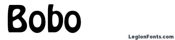 Bobo Font