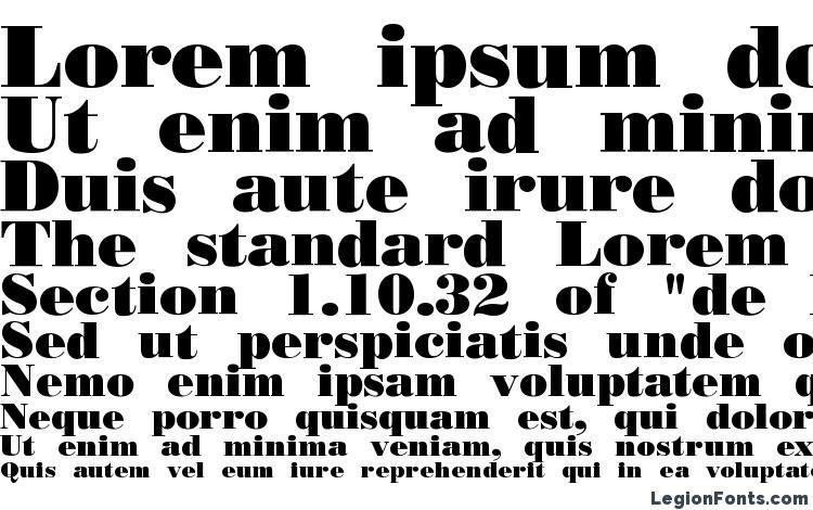specimens Bodnoff font, sample Bodnoff font, an example of writing Bodnoff font, review Bodnoff font, preview Bodnoff font, Bodnoff font