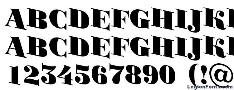 глифы шрифта Bodoni 2, символы шрифта Bodoni 2, символьная карта шрифта Bodoni 2, предварительный просмотр шрифта Bodoni 2, алфавит шрифта Bodoni 2, шрифт Bodoni 2