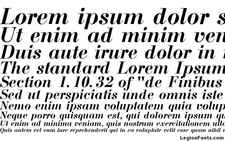specimens Bodoni BoldItalic Cyrillic font, sample Bodoni BoldItalic Cyrillic font, an example of writing Bodoni BoldItalic Cyrillic font, review Bodoni BoldItalic Cyrillic font, preview Bodoni BoldItalic Cyrillic font, Bodoni BoldItalic Cyrillic font