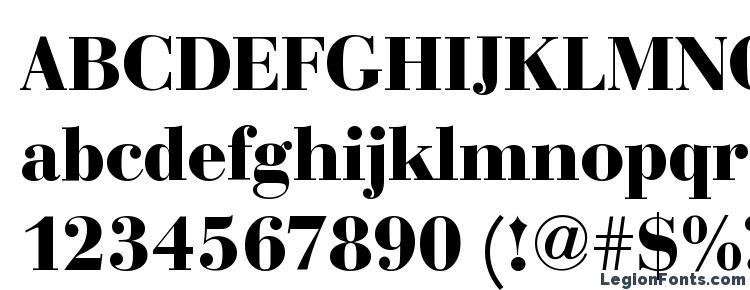 glyphs Bodoni Display Bold font, сharacters Bodoni Display Bold font, symbols Bodoni Display Bold font, character map Bodoni Display Bold font, preview Bodoni Display Bold font, abc Bodoni Display Bold font, Bodoni Display Bold font