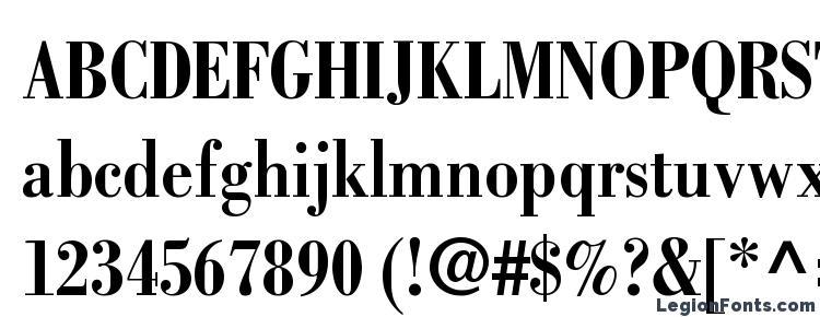 глифы шрифта Bodoni LT Bold Condensed, символы шрифта Bodoni LT Bold Condensed, символьная карта шрифта Bodoni LT Bold Condensed, предварительный просмотр шрифта Bodoni LT Bold Condensed, алфавит шрифта Bodoni LT Bold Condensed, шрифт Bodoni LT Bold Condensed