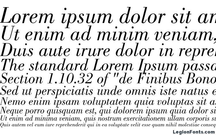 specimens Bodoni LT Book Italic font, sample Bodoni LT Book Italic font, an example of writing Bodoni LT Book Italic font, review Bodoni LT Book Italic font, preview Bodoni LT Book Italic font, Bodoni LT Book Italic font