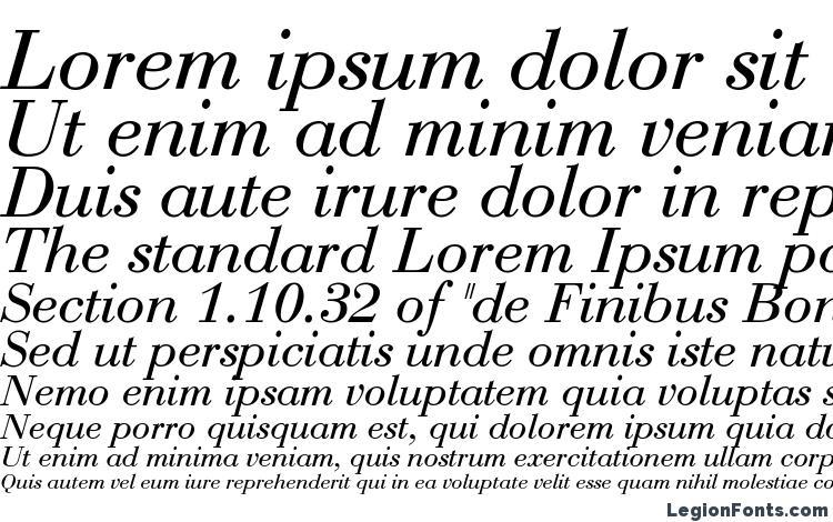specimens Bodoni Roman Italic font, sample Bodoni Roman Italic font, an example of writing Bodoni Roman Italic font, review Bodoni Roman Italic font, preview Bodoni Roman Italic font, Bodoni Roman Italic font