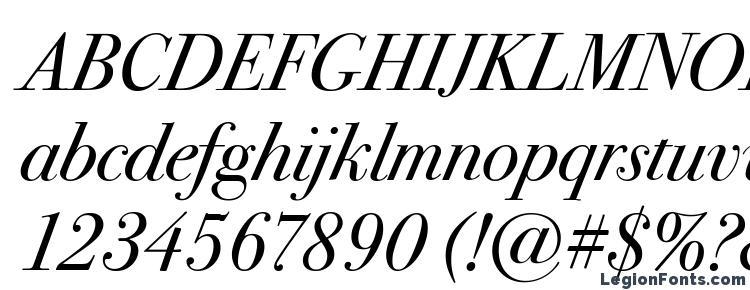 глифы шрифта Bodoni Seventytwo ITC Book Italic, символы шрифта Bodoni Seventytwo ITC Book Italic, символьная карта шрифта Bodoni Seventytwo ITC Book Italic, предварительный просмотр шрифта Bodoni Seventytwo ITC Book Italic, алфавит шрифта Bodoni Seventytwo ITC Book Italic, шрифт Bodoni Seventytwo ITC Book Italic