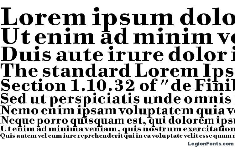 specimens Bodoni Six ITC TT Bold font, sample Bodoni Six ITC TT Bold font, an example of writing Bodoni Six ITC TT Bold font, review Bodoni Six ITC TT Bold font, preview Bodoni Six ITC TT Bold font, Bodoni Six ITC TT Bold font