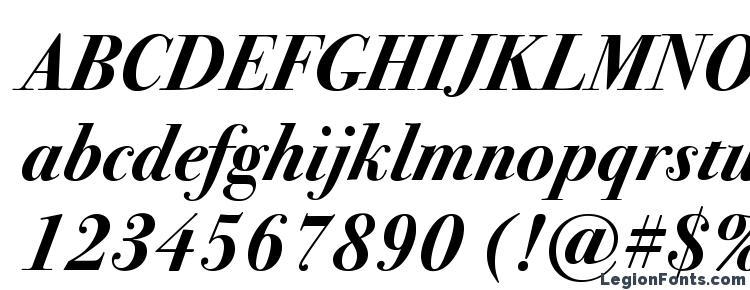 глифы шрифта Bodoni72c bolditalic, символы шрифта Bodoni72c bolditalic, символьная карта шрифта Bodoni72c bolditalic, предварительный просмотр шрифта Bodoni72c bolditalic, алфавит шрифта Bodoni72c bolditalic, шрифт Bodoni72c bolditalic