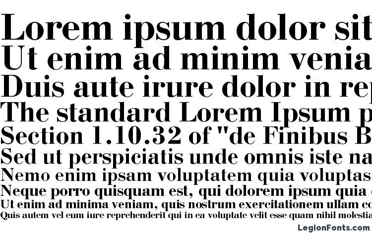 specimens Bodonic bold font, sample Bodonic bold font, an example of writing Bodonic bold font, review Bodonic bold font, preview Bodonic bold font, Bodonic bold font