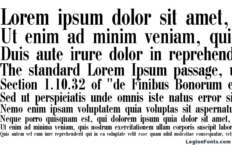 specimens BodoniCondCTT font, sample BodoniCondCTT font, an example of writing BodoniCondCTT font, review BodoniCondCTT font, preview BodoniCondCTT font, BodoniCondCTT font