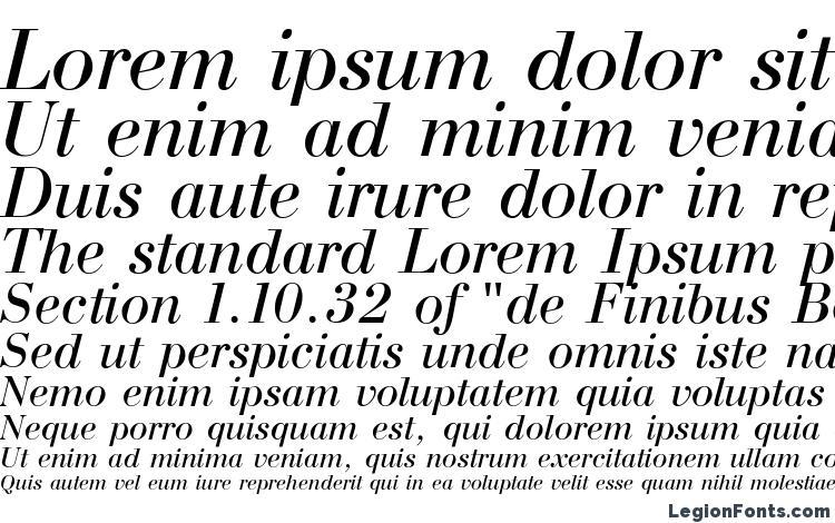 specimens BodoniCTT Italic font, sample BodoniCTT Italic font, an example of writing BodoniCTT Italic font, review BodoniCTT Italic font, preview BodoniCTT Italic font, BodoniCTT Italic font