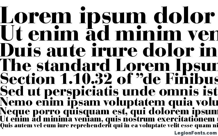 specimens BodoniRecutHeavy Regular font, sample BodoniRecutHeavy Regular font, an example of writing BodoniRecutHeavy Regular font, review BodoniRecutHeavy Regular font, preview BodoniRecutHeavy Regular font, BodoniRecutHeavy Regular font