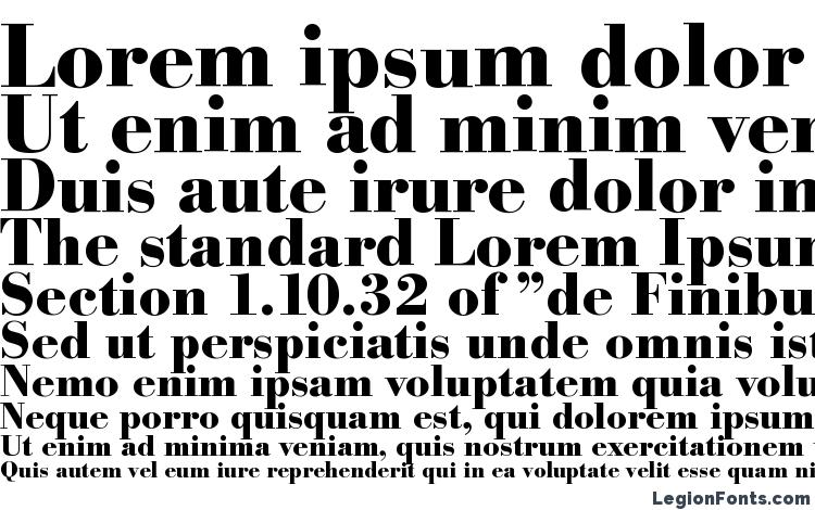 specimens BodoniSerial Xbold Regular font, sample BodoniSerial Xbold Regular font, an example of writing BodoniSerial Xbold Regular font, review BodoniSerial Xbold Regular font, preview BodoniSerial Xbold Regular font, BodoniSerial Xbold Regular font