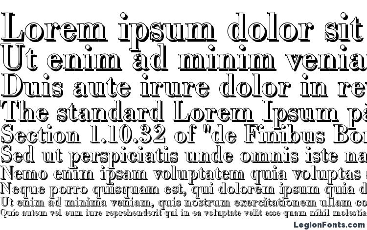 specimens BodoniSh Regular font, sample BodoniSh Regular font, an example of writing BodoniSh Regular font, review BodoniSh Regular font, preview BodoniSh Regular font, BodoniSh Regular font