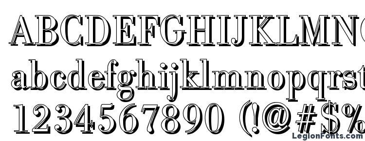 глифы шрифта BodoniShadow Light Regular, символы шрифта BodoniShadow Light Regular, символьная карта шрифта BodoniShadow Light Regular, предварительный просмотр шрифта BodoniShadow Light Regular, алфавит шрифта BodoniShadow Light Regular, шрифт BodoniShadow Light Regular