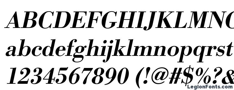 glyphs BodoniStd Medium Italic font, сharacters BodoniStd Medium Italic font, symbols BodoniStd Medium Italic font, character map BodoniStd Medium Italic font, preview BodoniStd Medium Italic font, abc BodoniStd Medium Italic font, BodoniStd Medium Italic font