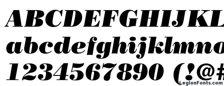 glyphs BodoniStd PosterItalic font, сharacters BodoniStd PosterItalic font, symbols BodoniStd PosterItalic font, character map BodoniStd PosterItalic font, preview BodoniStd PosterItalic font, abc BodoniStd PosterItalic font, BodoniStd PosterItalic font
