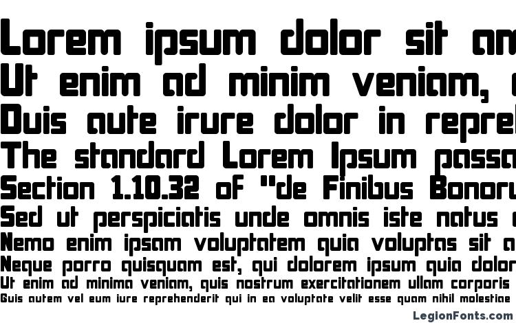 specimens Bonk font, sample Bonk font, an example of writing Bonk font, review Bonk font, preview Bonk font, Bonk font