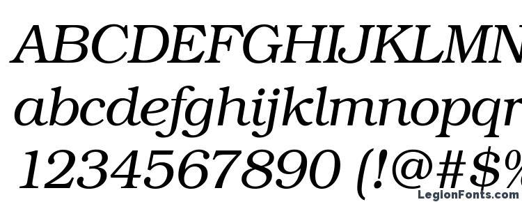 glyphs Book Light Italic font, сharacters Book Light Italic font, symbols Book Light Italic font, character map Book Light Italic font, preview Book Light Italic font, abc Book Light Italic font, Book Light Italic font