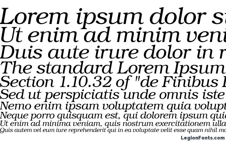 specimens Book Light Italic font, sample Book Light Italic font, an example of writing Book Light Italic font, review Book Light Italic font, preview Book Light Italic font, Book Light Italic font