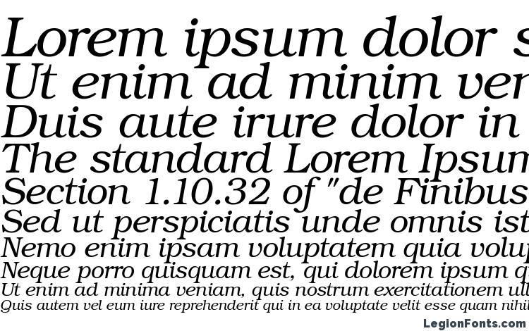 specimens Book PS Italic font, sample Book PS Italic font, an example of writing Book PS Italic font, review Book PS Italic font, preview Book PS Italic font, Book PS Italic font