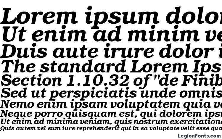 specimens BookmanTTT BoldItalic font, sample BookmanTTT BoldItalic font, an example of writing BookmanTTT BoldItalic font, review BookmanTTT BoldItalic font, preview BookmanTTT BoldItalic font, BookmanTTT BoldItalic font