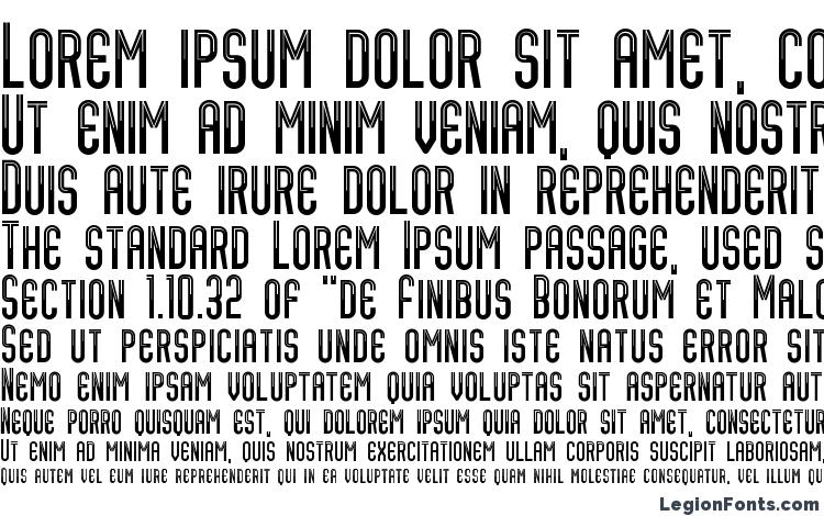 specimens Boomtown Deco font, sample Boomtown Deco font, an example of writing Boomtown Deco font, review Boomtown Deco font, preview Boomtown Deco font, Boomtown Deco font