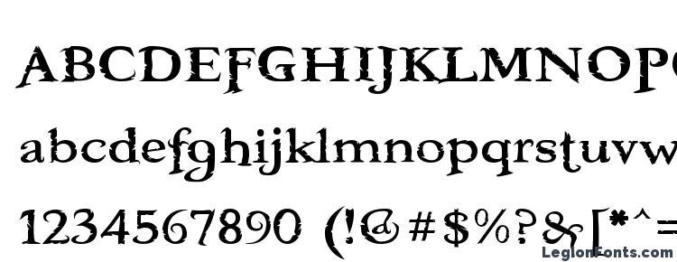 glyphs Booter five zero font, сharacters Booter five zero font, symbols Booter five zero font, character map Booter five zero font, preview Booter five zero font, abc Booter five zero font, Booter five zero font