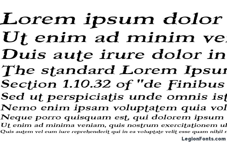 specimens Booter one five font, sample Booter one five font, an example of writing Booter one five font, review Booter one five font, preview Booter one five font, Booter one five font