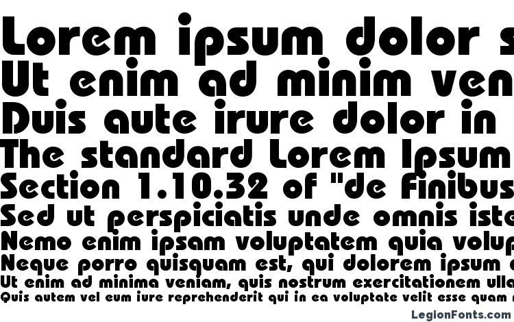 specimens BordeauxBlack Regular font, sample BordeauxBlack Regular font, an example of writing BordeauxBlack Regular font, review BordeauxBlack Regular font, preview BordeauxBlack Regular font, BordeauxBlack Regular font