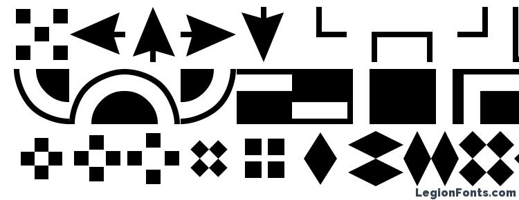 glyphs Borderbats Geo Regular font, сharacters Borderbats Geo Regular font, symbols Borderbats Geo Regular font, character map Borderbats Geo Regular font, preview Borderbats Geo Regular font, abc Borderbats Geo Regular font, Borderbats Geo Regular font