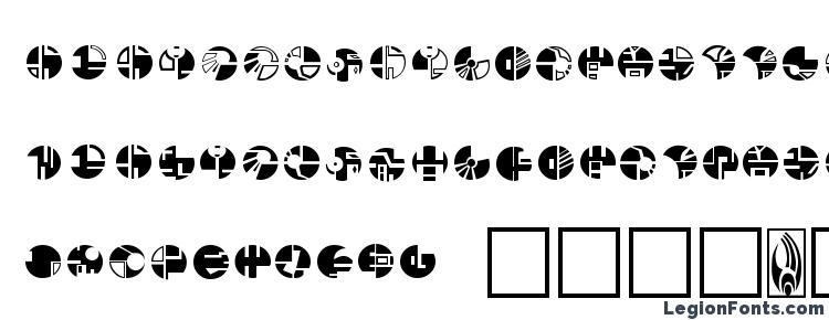 glyphs Borg font, сharacters Borg font, symbols Borg font, character map Borg font, preview Borg font, abc Borg font, Borg font