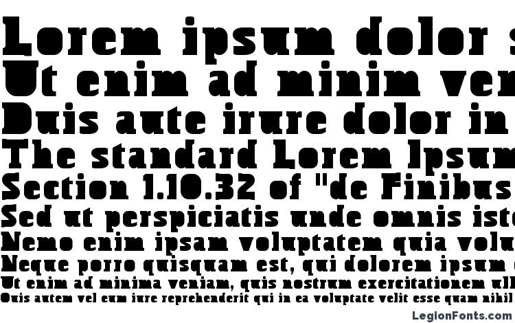 specimens Bosko Block font, sample Bosko Block font, an example of writing Bosko Block font, review Bosko Block font, preview Bosko Block font, Bosko Block font