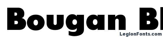 шрифт Bougan Black SSi Extra Bold, бесплатный шрифт Bougan Black SSi Extra Bold, предварительный просмотр шрифта Bougan Black SSi Extra Bold