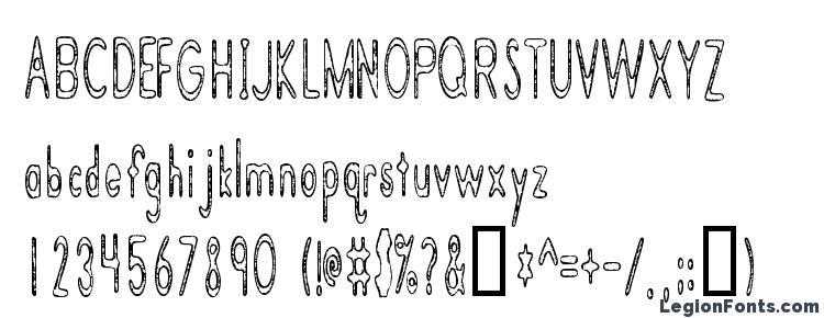 glyphs Bramalea Beauty font, сharacters Bramalea Beauty font, symbols Bramalea Beauty font, character map Bramalea Beauty font, preview Bramalea Beauty font, abc Bramalea Beauty font, Bramalea Beauty font
