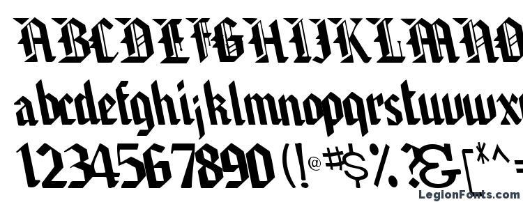 glyphs Brawny Regular font, сharacters Brawny Regular font, symbols Brawny Regular font, character map Brawny Regular font, preview Brawny Regular font, abc Brawny Regular font, Brawny Regular font
