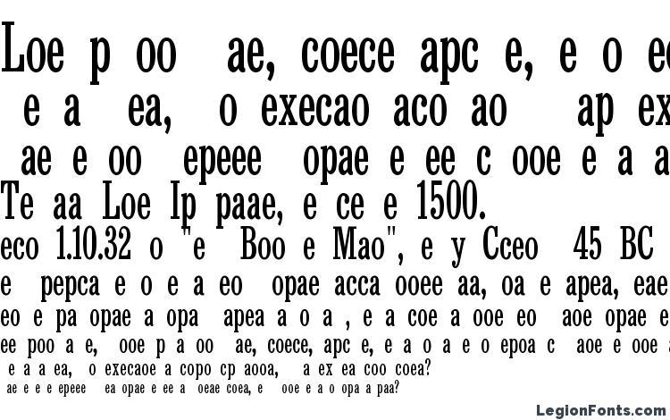 specimens BrickNewsConden font, sample BrickNewsConden font, an example of writing BrickNewsConden font, review BrickNewsConden font, preview BrickNewsConden font, BrickNewsConden font