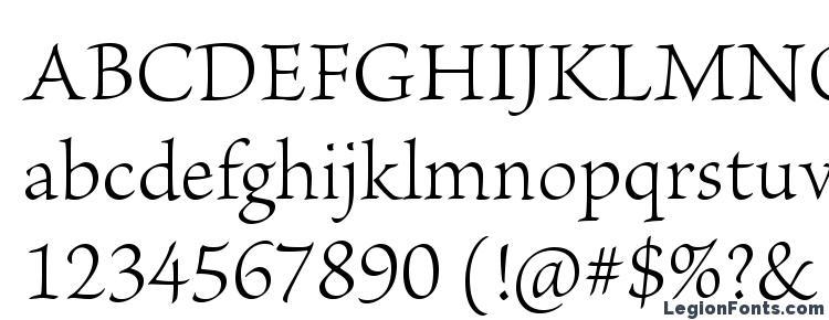 glyphs BriosoPro Light font, сharacters BriosoPro Light font, symbols BriosoPro Light font, character map BriosoPro Light font, preview BriosoPro Light font, abc BriosoPro Light font, BriosoPro Light font
