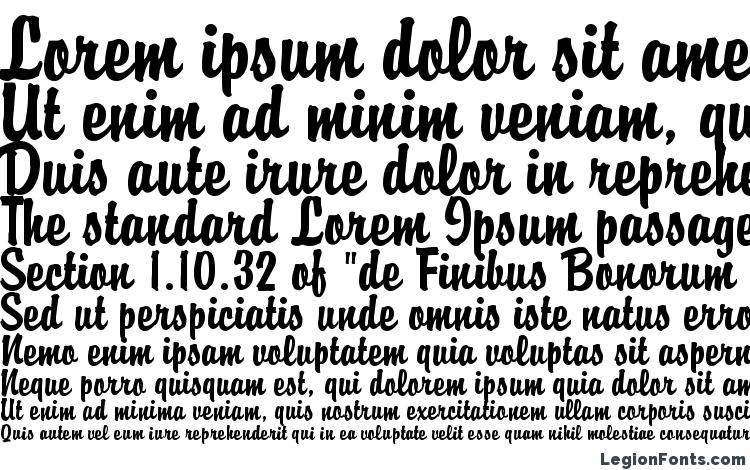 specimens Briquet font, sample Briquet font, an example of writing Briquet font, review Briquet font, preview Briquet font, Briquet font