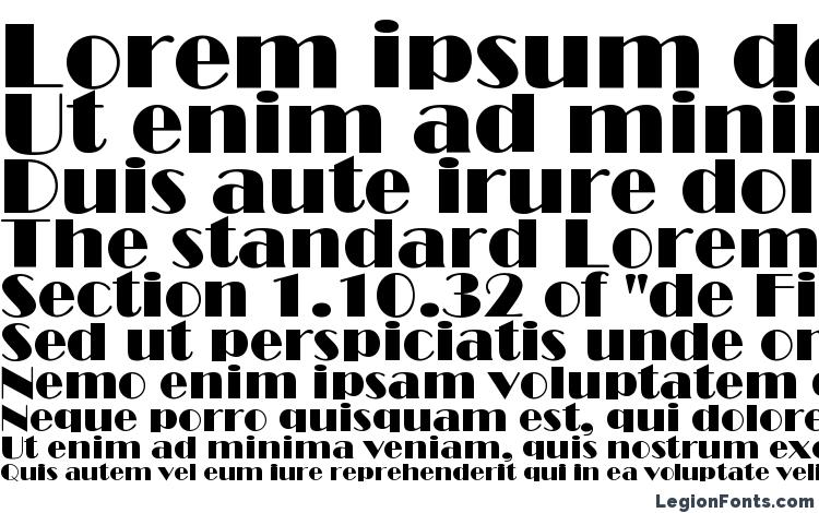specimens Broad Street Normal font, sample Broad Street Normal font, an example of writing Broad Street Normal font, review Broad Street Normal font, preview Broad Street Normal font, Broad Street Normal font