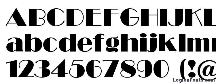 глифы шрифта Broadway Cyrillic, символы шрифта Broadway Cyrillic, символьная карта шрифта Broadway Cyrillic, предварительный просмотр шрифта Broadway Cyrillic, алфавит шрифта Broadway Cyrillic, шрифт Broadway Cyrillic