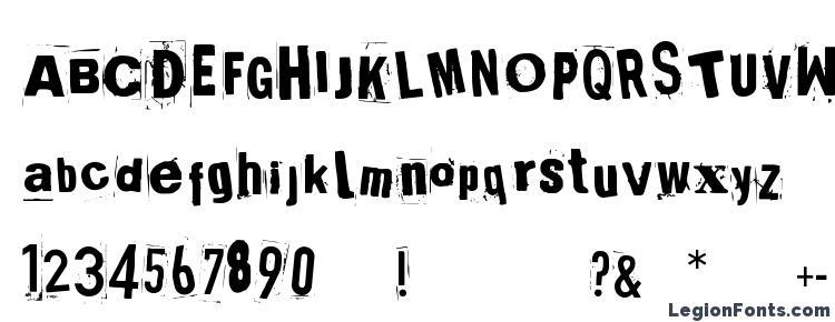 glyphs Broken 15 font, сharacters Broken 15 font, symbols Broken 15 font, character map Broken 15 font, preview Broken 15 font, abc Broken 15 font, Broken 15 font