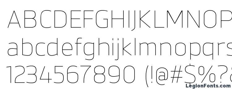 glyphs Brokman Thin font, сharacters Brokman Thin font, symbols Brokman Thin font, character map Brokman Thin font, preview Brokman Thin font, abc Brokman Thin font, Brokman Thin font